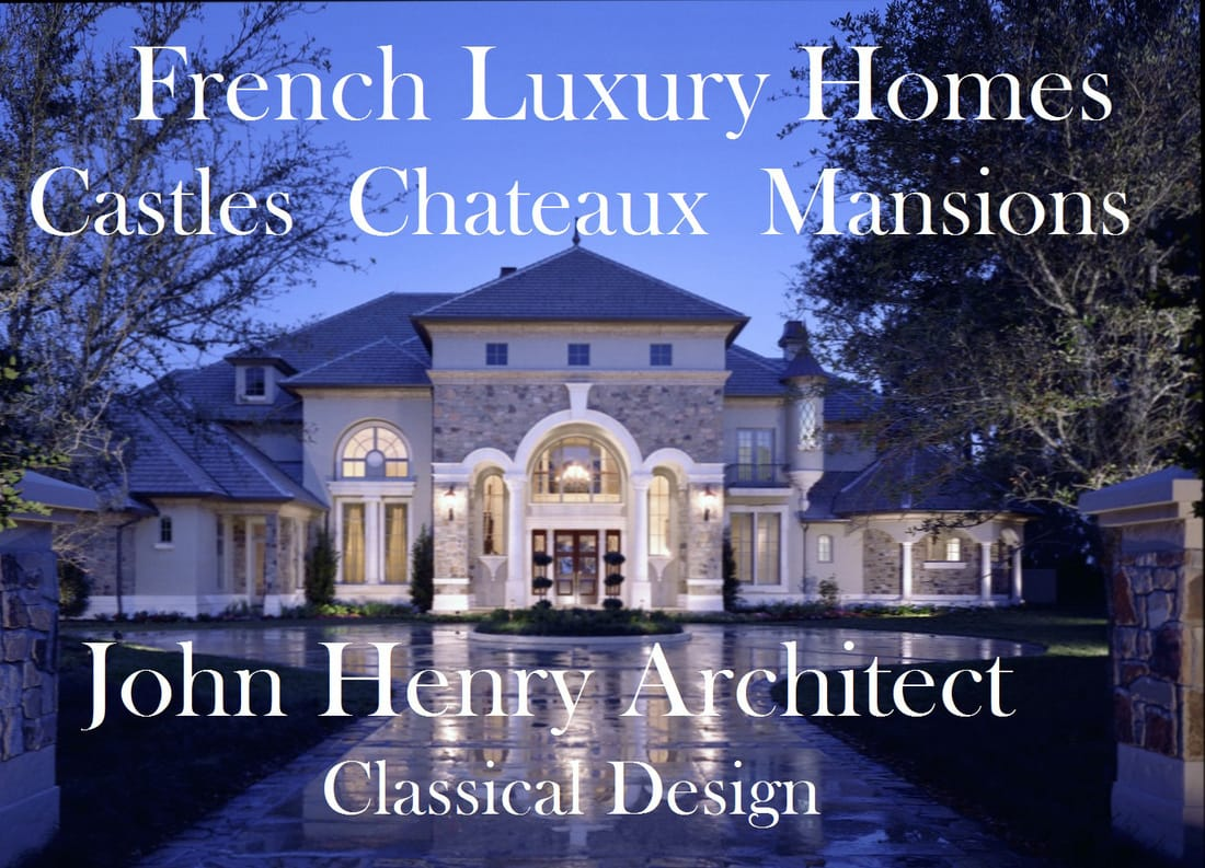 florida luxury home architect john henry architect - Home Architecture And Design