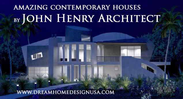 Florida Luxury Home Architect John Henry Architect